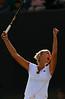 Mathilde Johansson, Wimbledon, 2011