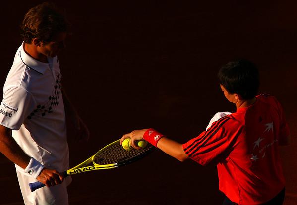 Richard Gasquet, Roland Garros, 2010