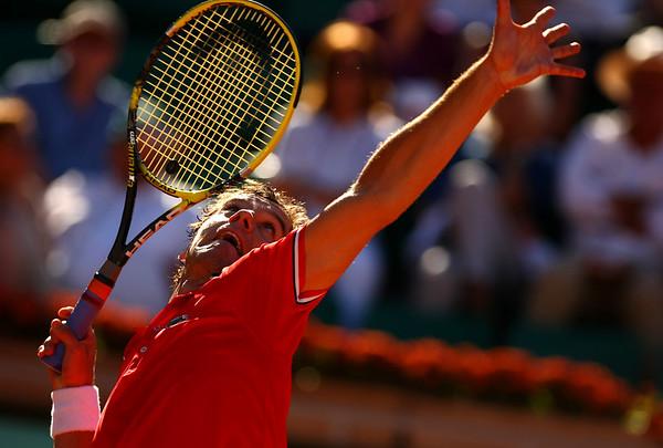 Richard Gasquet, Roland Garros, 2011