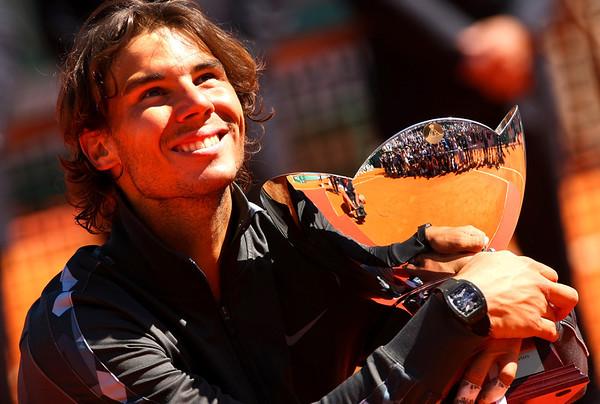 Rafael Nadal, Monte-Carlo, 2012