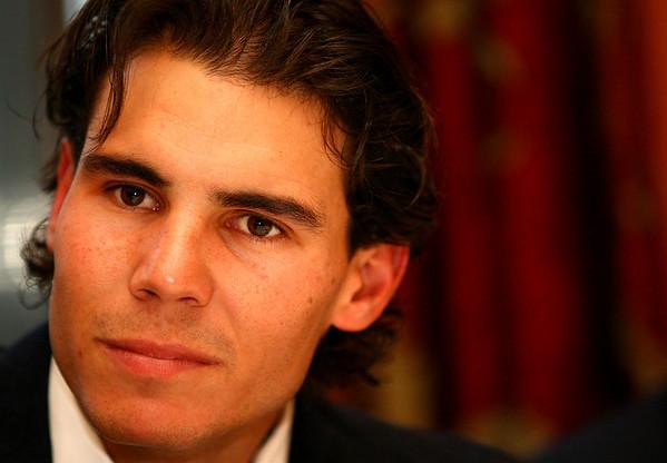 Rafael Nadal, Barclays ATP World Tour Finals, London, 2010
