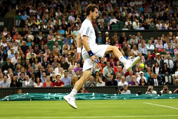 Andy Murray, Wimbledon, 2011