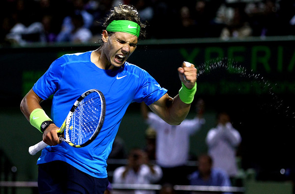 Rafael Nadal, Miami, 2012