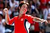 Kei Nishikori, Australian Open, 2012