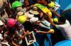 Jo-Wilfried Tsonga of France, Australian Open, Melbourne, 2011