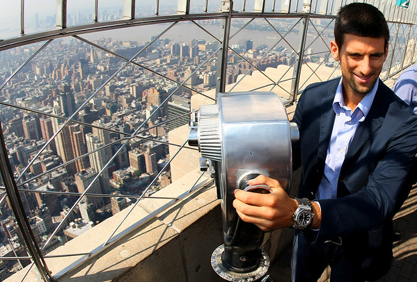 Novak Djokovic, US Open, 2011