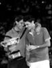 Roger Federer and Rafael Nadal, Australian Open, 2009