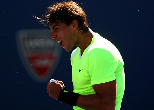 Rafael Nadal, US Open, 2010