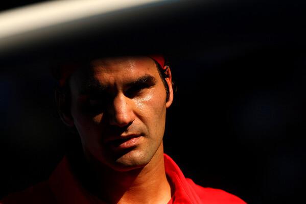 Roger Federer, Australian Open, 2012