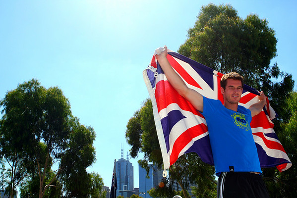 Andy Murray, Australian Open, 2010
