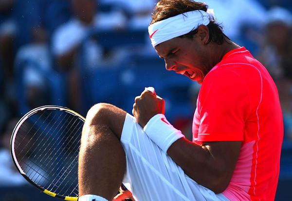 Rafael Nadal, Cincinnati, 2010