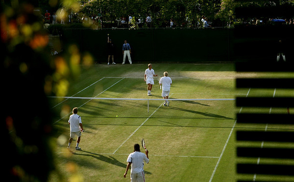 Junior Doubles, Wimbledon, 2007