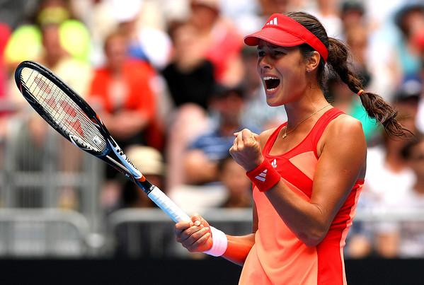 Ana Ivanovic, Australian Open, 2012