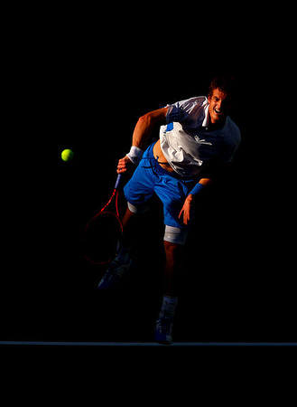 Andy Murray, Indian Wells, 2010
