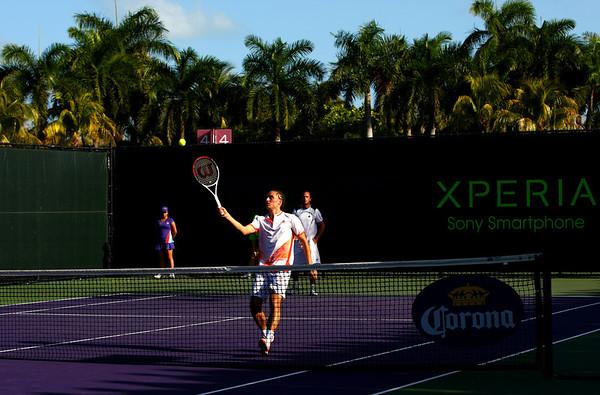 Doubles, Miami, 2012