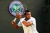 Jo-Wilfried Tsonga, Wimbledon, 2011