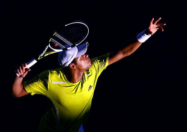 Jo-Wilfried Tsonga, Australian Open, 2010