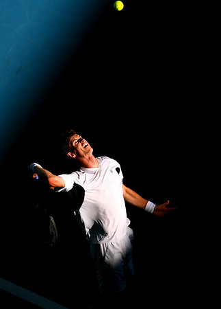 Andy Murray, Australian Open, 2009