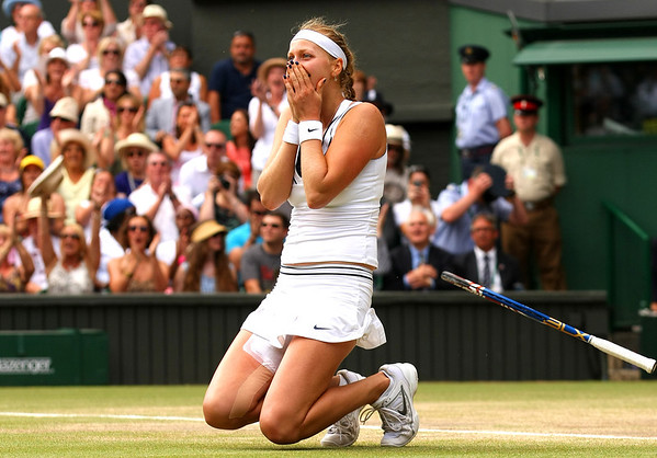 Petra Kvitova, Wimbledon, 2011