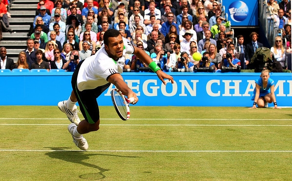 Jo-Wilfried Tsonga, Queens, 2011