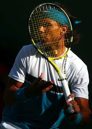 Rafael Nadal, Indian Wells, 2009