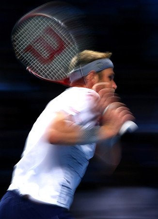 Mardy Fish, ATP World Tour Finals, London, 2011