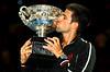 Novak Djokovic, Australian Open, 2012