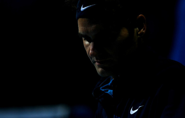 Roger Federer, ATP World Tour Finals, London, 2011