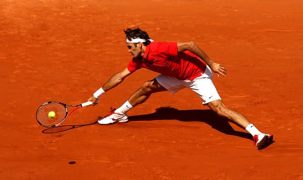 Roger Federer, Roland Garros, 2011
