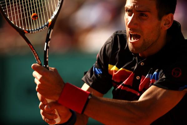 Novak Djokovic, Roland Garros, 2011