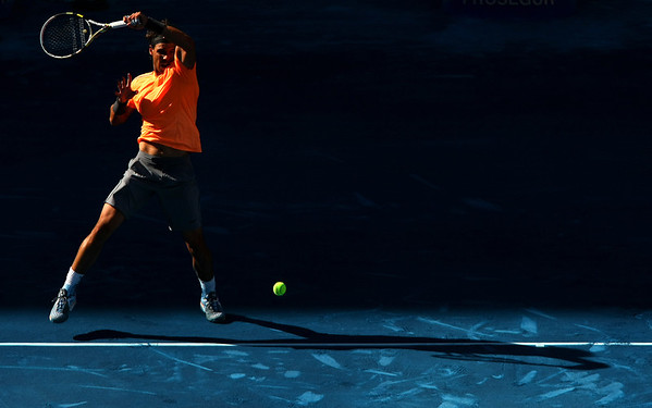Rafael Nadal, Madrid, 2012