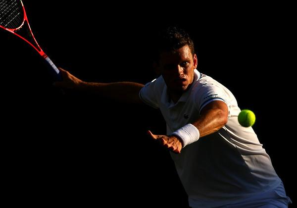 Tobias Kamke, Wimbledon, 2011