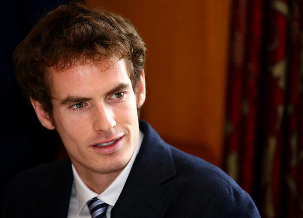 Andy Murray, Barclays ATP World Tour Finals, London, 2010