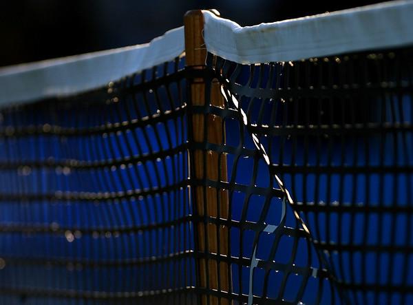 Net detail, Queens Club, 2009