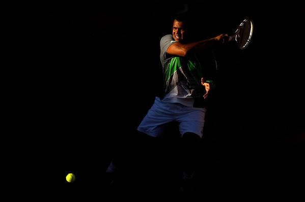 Jo-Wilfried Tsonga, Roland Garros, 2011