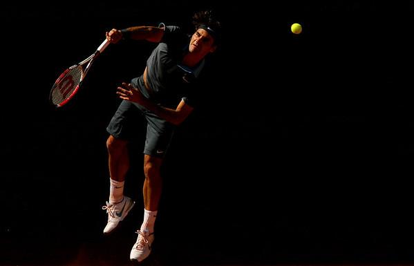 Roger Federer, Madrid, 2009