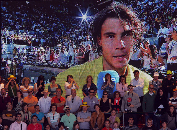 Rafael Nadal, Madrid, 2009