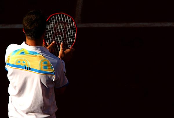 Radek Stepanek, Roland Garros, 2011