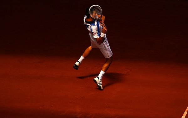 Novak Djokovic, Madrid, 2011