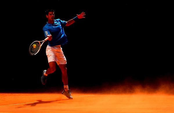 Novak Djokovic, Madrid, 2009