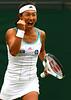 Kimiko Date-Krumm, Wimbledon, 2011