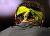 A moth on Rafael Nadal