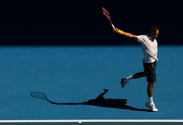 Roger Federer, Australian Open, Melbourne, 2011