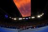 Sunset, Australian Open, 2010