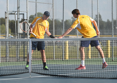 Boys Tennis: 2015 Conference 21 Championship, Loudoun County vs. Dominion 5.22.15