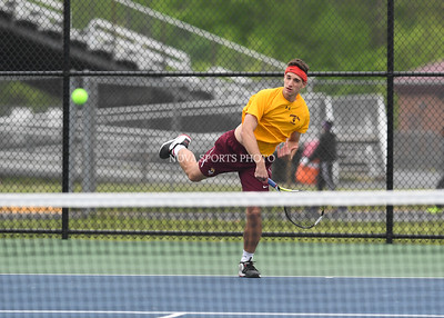 Boys Tennis: Broad Run vs. Potomac Falls 4.29.16