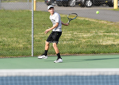 Boys Tennis: Dominion vs. Park View 4.11.16