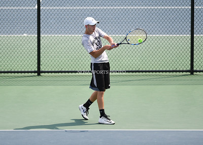 Boys Tennis: John Champe vs. Dominion 6.1.16