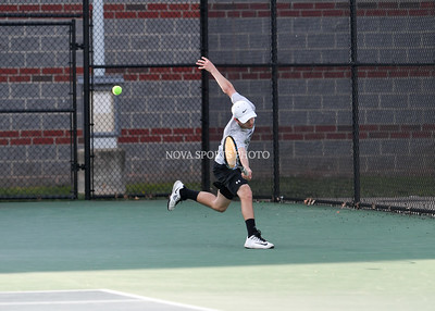 Boys Tennis: John Champe vs. Dominion 4.25.16