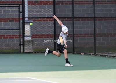 Boys Tennis: John Champe vs. Dominion 4.25.16